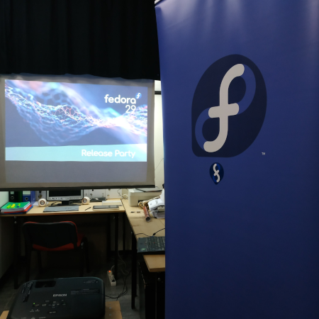 Fedora 29 Release Party